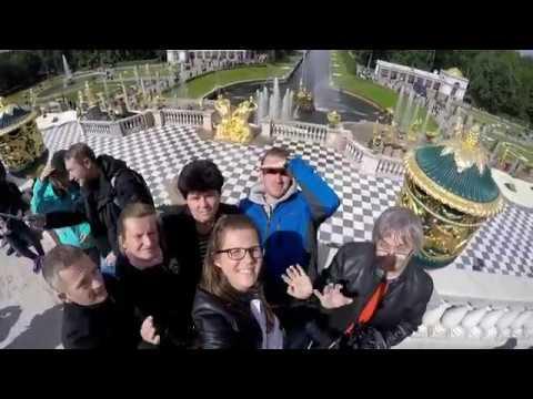 Rusko Petrohrad 2017 HD