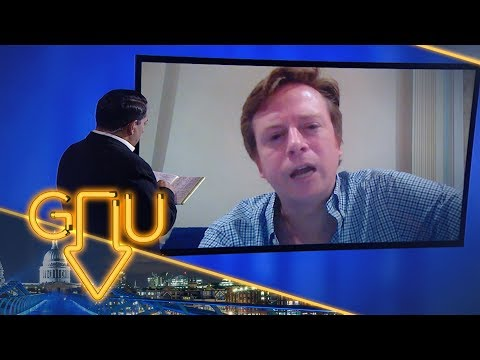 Whistleblower Barrett Brown Discusses Mass Surveillance, Mai