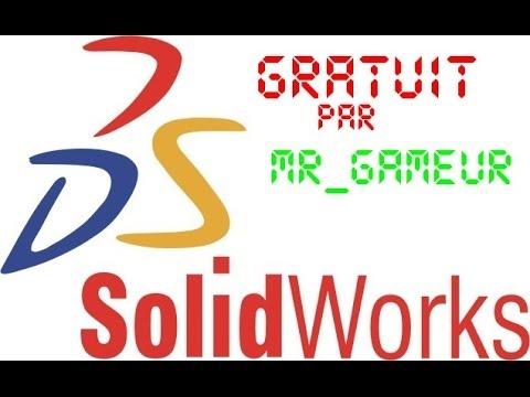 solidworks gratuitement et légalement