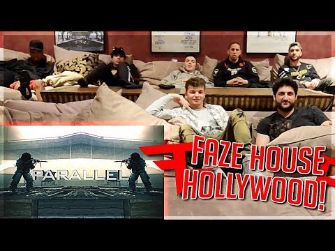 FaZe Clan Reacts to PARALLEL