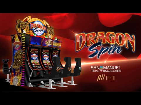 Dragon Spin: Fiery Fun Roaring Into San Manuel