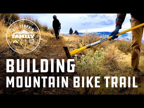 Building Mountain Bike Trail in Reno, NV with Biggest Little Trail Stewardship