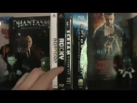 Download Blu-ray Collection Overview 2017 (Part 1)