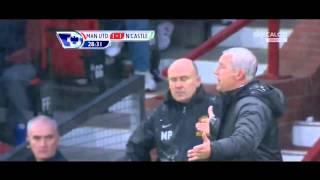 Manchester United 4-3 Newcastle United | HD