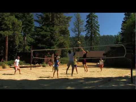 Recreation at Stanford Sierra Camp
