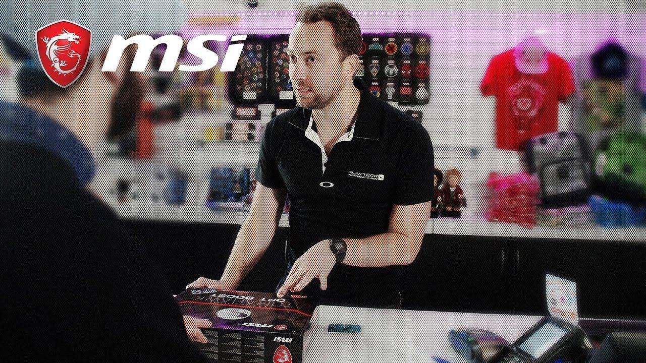 Episode 1 - Closing Time | Boost in a Flash | MSI