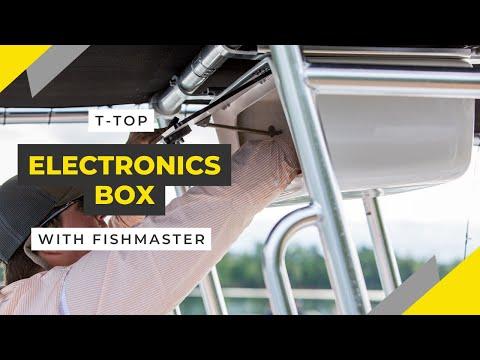 Fishmaster T-Top Electronics Box