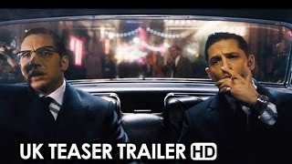 LEGEND Official UK Teaser Trailer (2015) - Tom Hardy HD