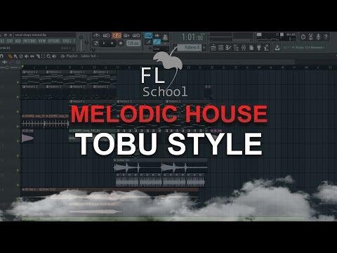 HOW TO MAKE: Melodic House like Tobu, Itro etc. - FL Studio tutorial + FLP!