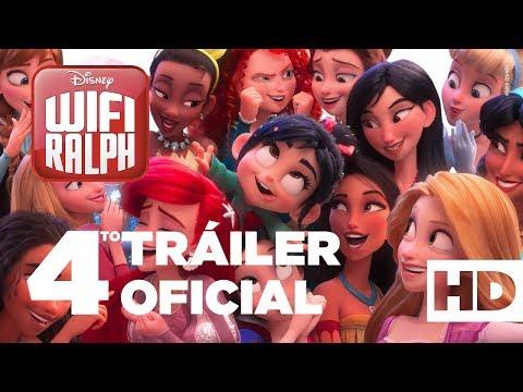 WIFI RALPH, de Disney - Último tráiler oficial (Subtitulado)
