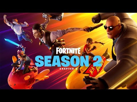 Fortnite Chapter 2 - Season 2 | Top Secret Launch Trailer
