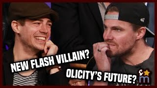 5 Biggest Reveals from THE FLASH, ARROW, SUPERGIRL, LoT Panel at Paleyfest 2017 | Shine On Media