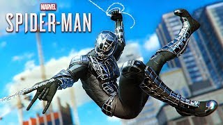 Spider Man PS4 Turf Wars DLC Walkthrough Gameplay! (Spider Man PS4 New Suits)