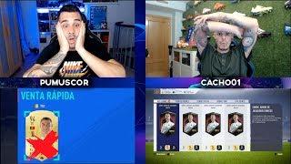 QUIEN ES QUIEN RETRO !!! DESCARTAMOS A CRISTIANO RONALDO EN FIFA 19 !!!