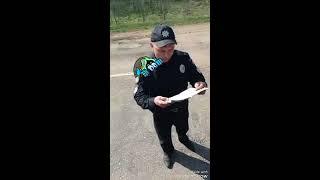 Полицейские- ГАИШНИКИ- или ОБОРОТНИ в пагонах.&quo...