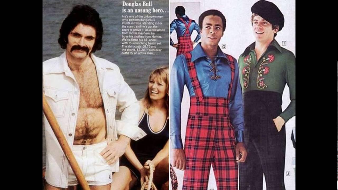Fashion of 1970s - 1970s Men S Fashion Old School Fashion