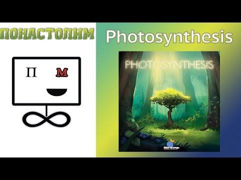 Понастолим в Photosynthese Настольная игра/ Фотосинтез Board Game Let's Play