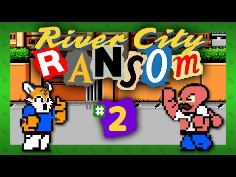 River City Ransom (NES) - Part 2: Cannibal Octopus - Octotiggy