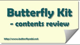 Live Butterfly Kit - Grow Your Own Butterflies