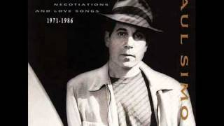 Paul Simon - Something So Right + Lyrics