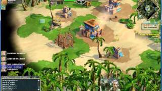 Age of Empires Online Walkthrough - Pt.7 Egypt - Ready to Build Some Farms?