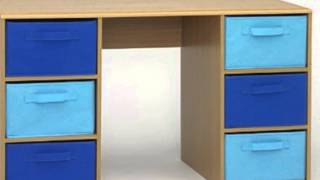 4d Concepts Boy's Student Desk, Beech