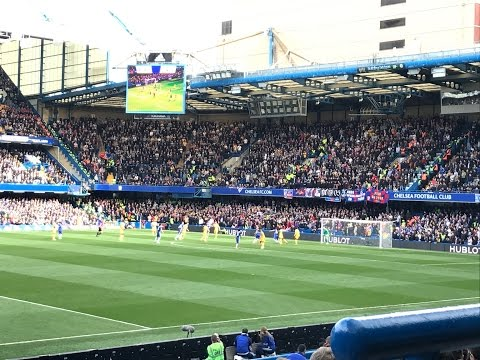 Chelsea vs.  Crystal Palace EXPLOSION/FIREWORKS