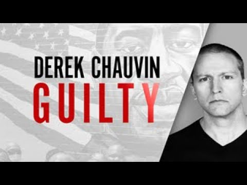 Jury Finds Derek Chauvin Guilty On All Charges In Murder Of George Floyd Youtube