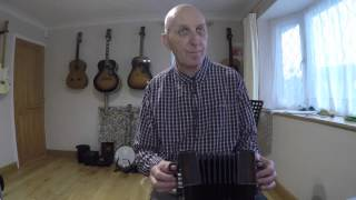 The Irish Washer Woman (Part One) English Concertina - Lesson 23