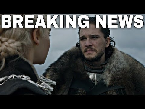 The Biggest Spoiler in Game of Thrones History? - Game of Thrones End Game Revealed