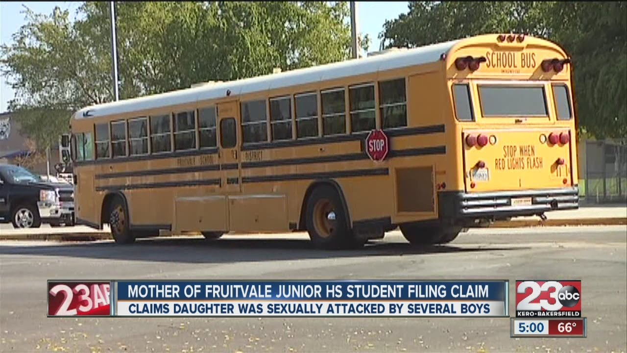 American Girl Groped On Bus parents: 13-year-old girl attacked, abused, gropedpeers on fruitvale  school bus