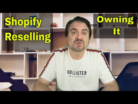 Reselling With Shopify And Owning Your Listings