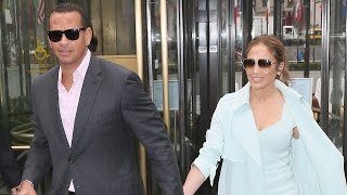 Jennifer Lopez and Alex Rodriguez Really Are the Cutest (and Most Stylish) Couple in Hollywood!