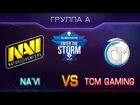 видео: na`vi vs tcm gaming: Стежок снова в деле! ets heroes of the storm