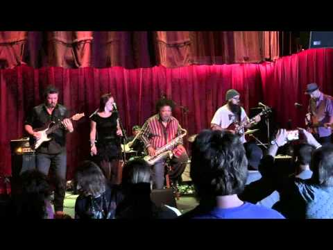 The Ron Holloway Band 2016-04-10 Ardmore Music Hall Ardmore PA