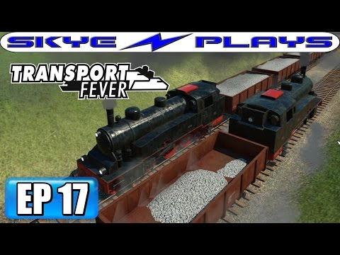 Transport Fever Let's Play / Gameplay Part 17 ►HALO FREIGHT - PART 1◀ (1919)