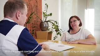 Rehabilitation program healthy lifestyle rijndam