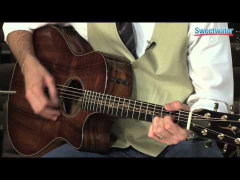 Taylor Guitars Talks Hawaiian Koa - Sweetwater Sound