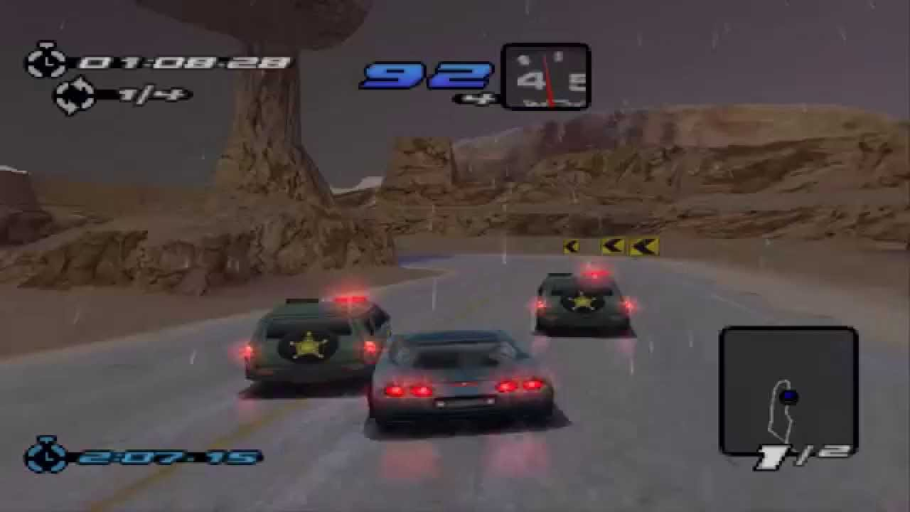 Need For Speed 3 Hot Pursuit 1998 Psx Gameplay Youtube