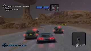 Need For Speed 3: Hot Pursuit (1998) PSX GAMEPLAY