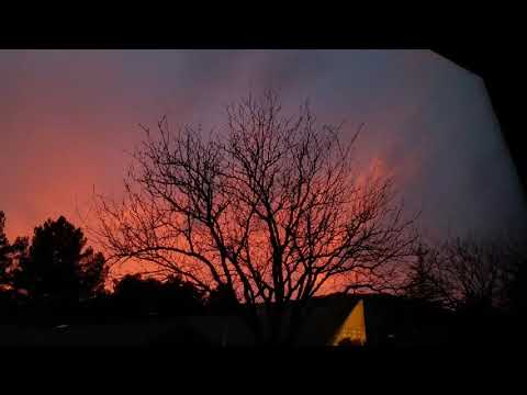 Is Your Sky On Fire ??? Film It