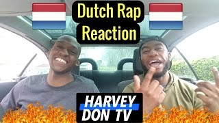 Dutch Rap Reaction! Ft Boef, Jairzinho and Sevn Alias