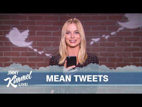 Margot Robbie, Chris Evans, Kate Hudson, entre otros, leyeron 'Mean Tweets'