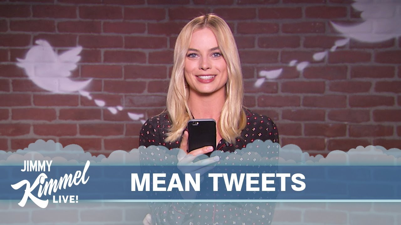 Celebrities Read Mean Tweets YouTube - The 19 funniest things tweeted by women in 2016