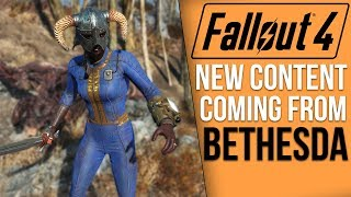 Bethesda is Adding Skyrim Content to Fallout 4 and it Costs Money - Creation Club Teases