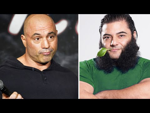 Vegan Strongman BLASTS Joe Rogan After Being Insulted In Podcast
