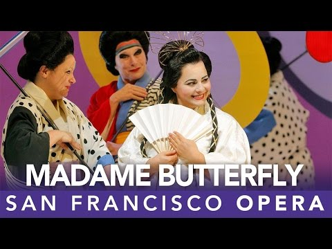 Madame Butterfly TV Promo - San Francisco Opera - Fall 2016