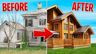 BUYING A NEW HOUSE & RENOVATING!! (House Flipper)
