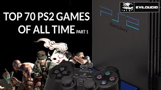 TOP 70 PS2 PlayStation 2 Games OF ALL TIME [PART 1]