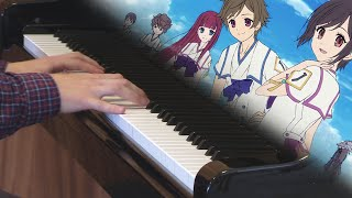 Shinsekai Yori - Wareta Ringo (Piano Cover + Sheets)
